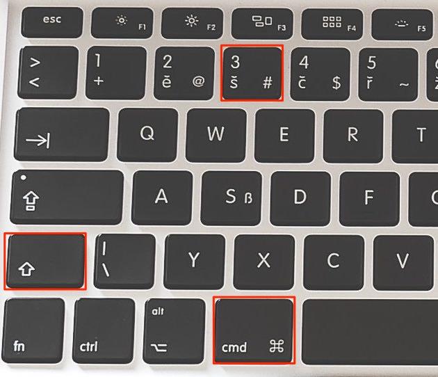 パソコンの画面全体のスクショを撮るためのショートカットキー
