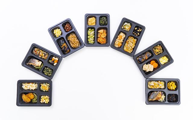 まごころケア食のたんぱく調整食プラン